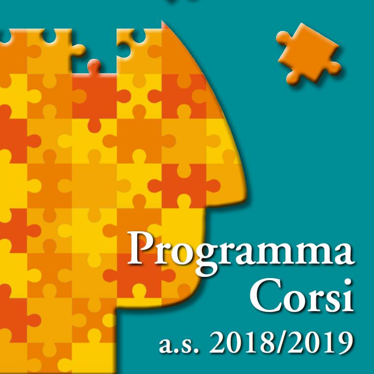 Copertina Programma 2018/2019