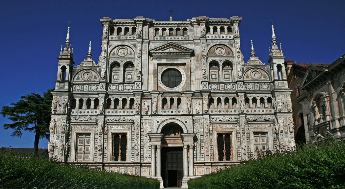 Vigevano e Certosa di Pavia
