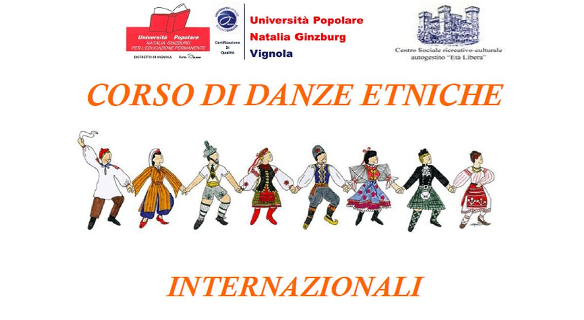 Danze Etniche Internazionali