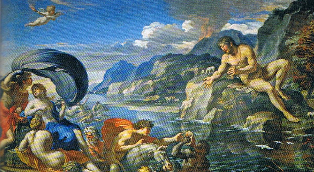 Letteratura e Mitologia