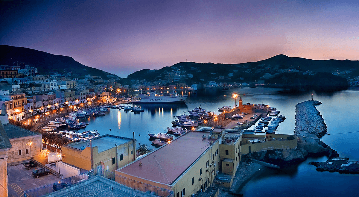 Viaggio all'Isola di Ponza