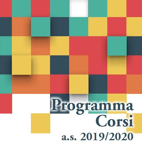 Copertina Programma 2019/2020
