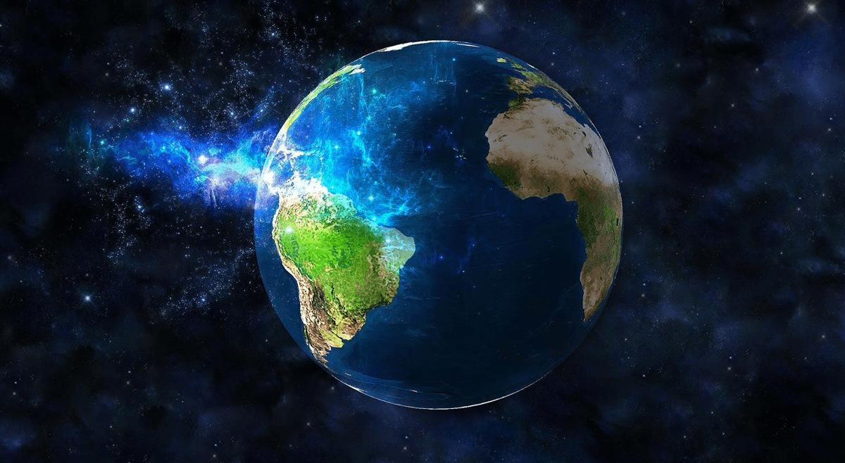 Uno sguardo sul pianeta