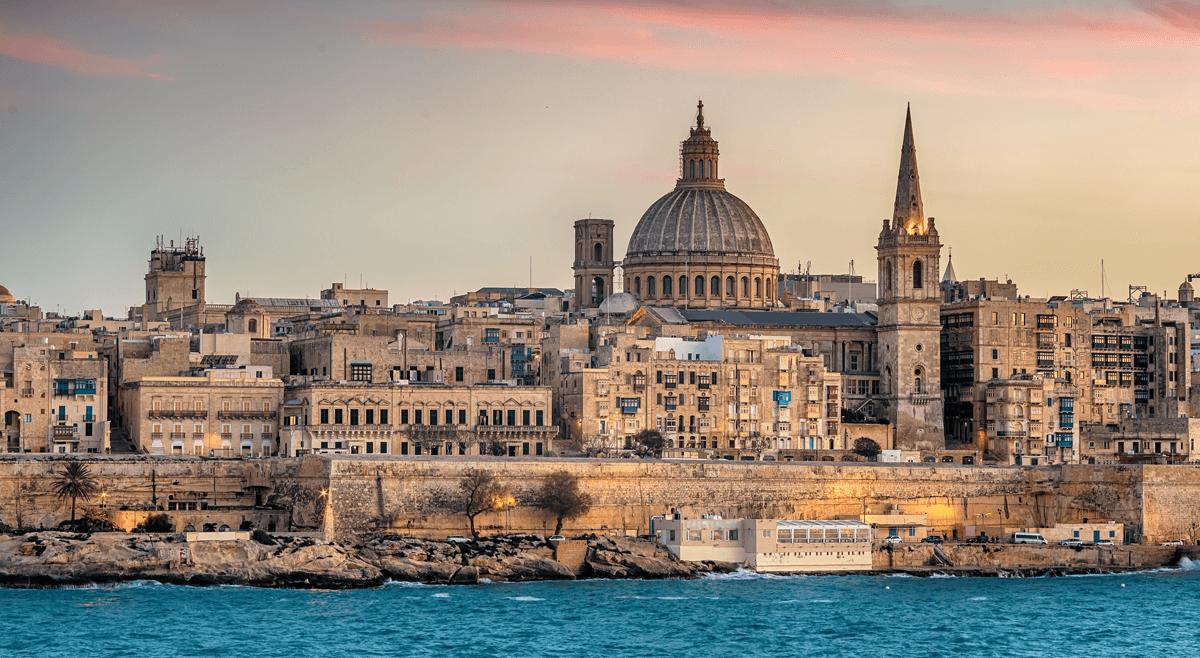 Visita a Malta
