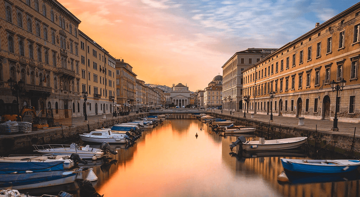 Visita a Trieste e dintorni