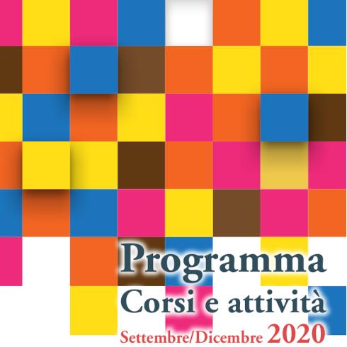 Copertina Programma 09/2020 - 12/2020