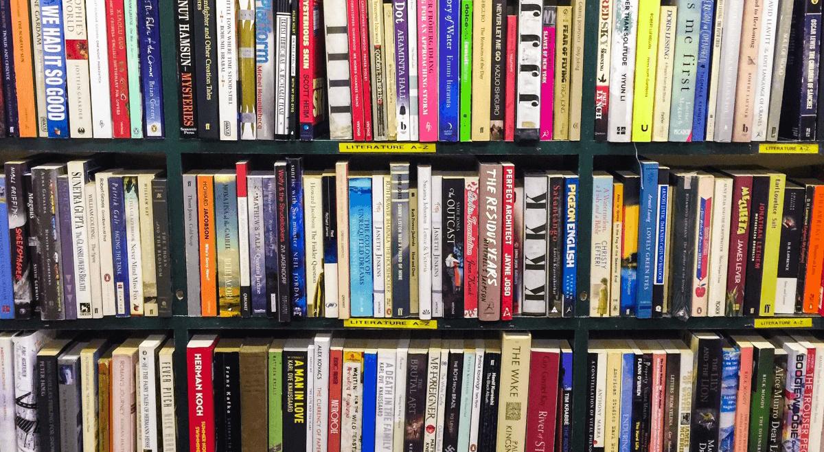 Libreria Gruppo Lettura a.a. 2021