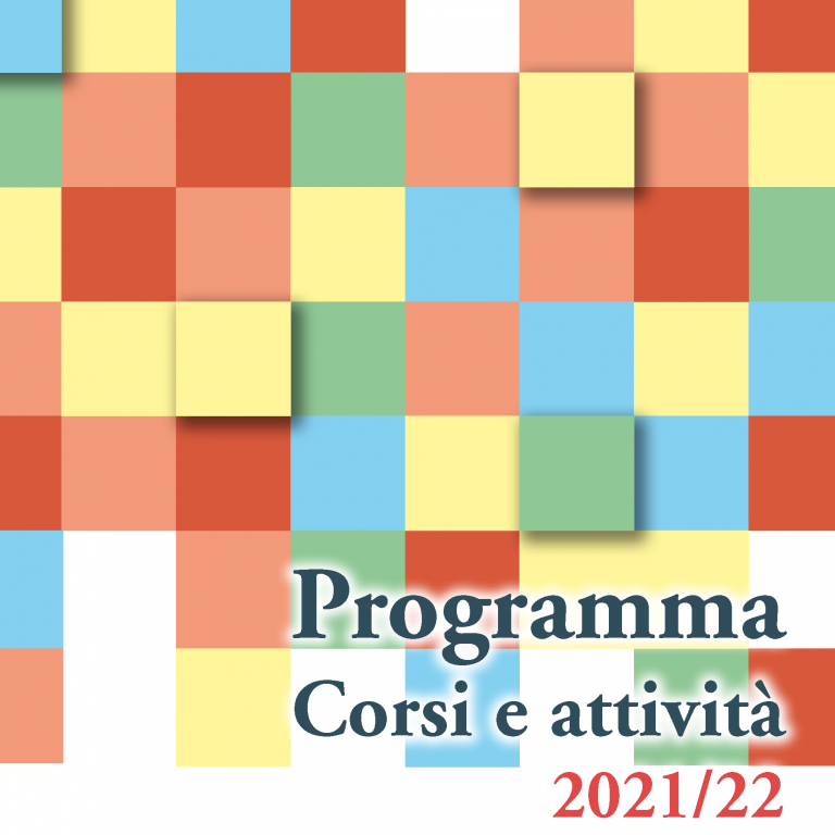 Copertina Programma 2021/2022